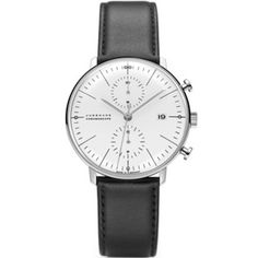 Max Bill Chronoscope, by Junghans