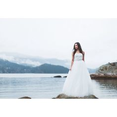 great vancouver wedding Dreamy capture by @kimjamesphotography seems like a great way to celebrate this #misty #Vancouver evening - full shoot and credits on my #blog xo #bride #bridal #throwback #sarahmulderjewelry #Vancouver #westcoast #westcoaststyle #westcoastwedding #wedding #weddingphotographer #vancouverphotographer #weddingdress  #vancouverwedding #vancouverweddingdress #vancouverwedding