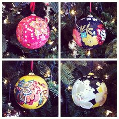 A few of our favorite ornaments ...