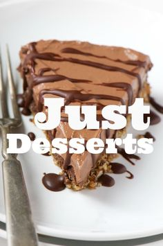 If you want the best sweets in town, check out the pinterest board, Just Desserts, curated by some of the best food bloggers around!