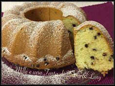 CIAMBELLONE DI ALBUMI, ALL'ARANCIA E GOCCE DI CIOCCOLATO Sweet Recipes, Cake Recipes, Cupcake Cakes, Cupcakes, Allrecipes, Muffins, Sweets, Bread, Breakfast