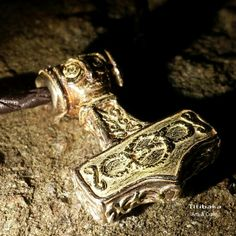 #ThorsHammer #Mjolnir #NorseMythology  #Ödeshög, #Sweden.