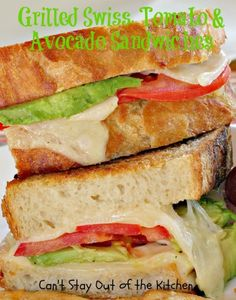 Grilled Swiss, Tomato and Avocado Sandwiches - IMG_5533.jpg.jpg