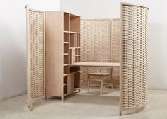 The Wish List: designers create objects for Hadid, Foster and more - Office by Sebastian Cox for Terence Conran