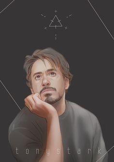 before Iron Man by Hallpen on DeviantArt