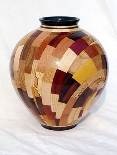 Bill Robinson - Segmented Woodturner ~ Gallery
