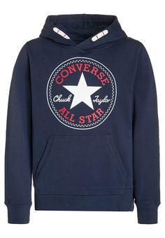 Bestill  Converse CORE - Genser - all star navy for kr 449,00 (16.04.17) med gratis frakt på Zalando.no