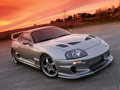 Toyota Supra Auto Concept Wallpapers HD