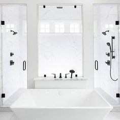 Double Entry Walk In Shower - Design photos, ideas and inspiration. Amazing gallery of interior design and decorating ideas of Double Entry Walk In Shower in bedrooms, bathrooms, kitchens, entrances/foyers by elite interior designers - Page 2 Bathroom Lights Over Mirror, Modern Bathroom Mirrors, Modern Master Bathroom, Shower Remodel Cost, Bathtub Remodel, Bad Inspiration, Bathroom Inspiration, Bathroom Ideas, Bronze Shower Head