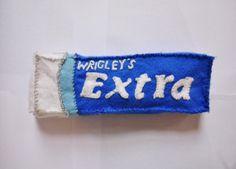 Wrigley's Extra. Photo: Lucy Sparrow