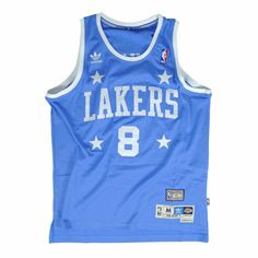 f753c48b79a Los Angeles Lakers Jersey ( 8) Kobe Bryant (Baby Blue)