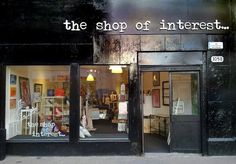 the shop of interest...