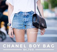 Are Designer Investment Bags Really Worth The Price? // Chanel Medium Boy Bag
