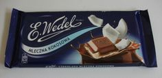 e.wedel milk + cocos Candy, Snacks, Chocolate, Food, Box Lunches, Appetizers, Chocolates, Eten, Candles