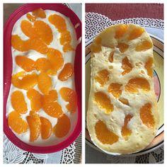 Ela kocht lecker : Käse-Mandarinen-Kuchen aus dem Omelett-Meister