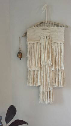 Wallhanging meditate by Woodrowandco on Etsy
