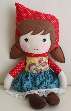 sweet handmade doll by mama luvs me on madeit.com.au