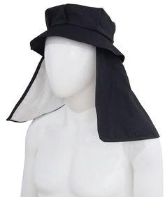 ITOKAWA FILM – CREASED HAT WITH MESH NECK FLAP (BLACK) http://www.raddlounge.com/?pid=93768540 #raddlounge #style #stylecheck #brandnew #fashionblogger #fashion #shopping #menswear #clothing #wishlist #itokawafilm #SamuelMembery #JamesAriKing