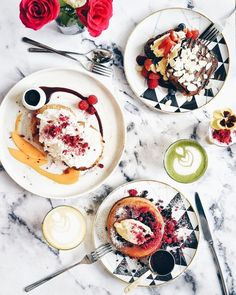 10 Instagram Worthy Brunch Spots in London | Sunday Chapter