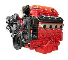 This custom LSx 427 engine is designed for Style & Performance. The custom…