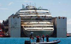 Concordia, sulla nave si cerca ancora l'ultimo disperso
