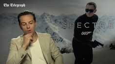 Andrew Scott talks SPECTRE, Moriarty and the mystery of Denbigh