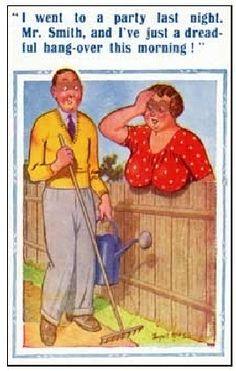 Remembering The Old Saucy British Seaside Postcards ~ Part Three Hugely popular and full of on the edge innuendo often with the same humour as the Carry Funny Cartoon Pictures, Cartoon Jokes, Sexy Cartoons, Cartoon Art, Funny Postcards, Old Postcards, Funny Picture Gallery, Funny Toons, Nostalgic Images