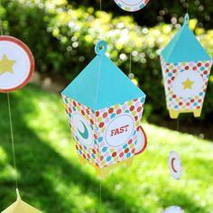 Ramadan Lantern Craft by Sakina Design