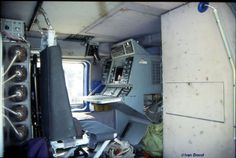 Inside SH-60 Sea Hawk Anti Submarine Helicopter