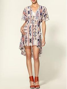 #tucker Cascade Dress..cascade dresses are a MUST for spring just maybe not this expensive $368.00