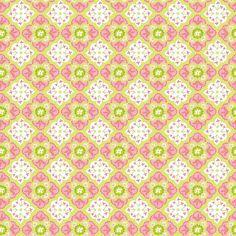 Animal Parade -  Star Argyle in Green  -  Sku 113.102.05.1 by Ana Davis for Blend Fabrics  - 1 Yard
