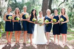 Charleston Weddings magazine Summer 2014 / photograph by Hunter McRae Photography at Honey Horn Plantation / florals by Branches Designs / bridal attire by Eugenia Couture