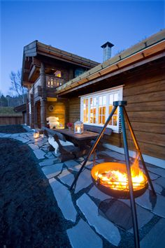 Rustic Elegance, Log Homes, Cottage, Cabin, House Styles, Home Decor, Design, Facades, Timber Homes
