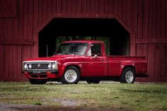 Mazda's Rotary Pickup (REPU) the world's 1st & only Wankel-engined pickup. From 1974-1977, only in US & CAN