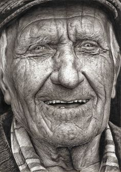 Portrait Drawings on Pinterest | Pencil Portrait, Drawing and ...