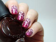 Nailstorming - Candy (Crush) - nails - nailart - stamping - BM-306 - Bundle…
