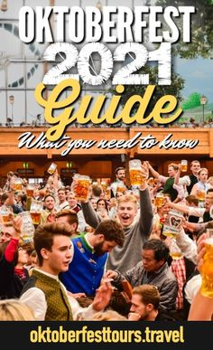 Oktoberfest 2021 in Munich, Germany: Beer tent tickets, accommodation and schedule of events. Get your free 2021 Oktoberfest Survival guide here. Munich Germany, Bavaria Germany, Oktoberfest Party, Munich Oktoberfest, Beer Health Benefits, Beer Prices, Prague Travel, Festivals Around The World, Beer Festival
