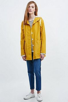 Cooperative A-Line Fisherman Jacket - Urban Outfitters