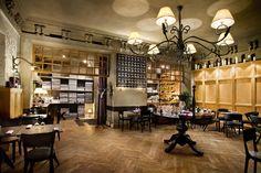 Aydınlatma ve Dekor Dünyasından Gelişmeler: Belenko Design'dan Restoran Aydınlatma #aydinlatma #lighting #design #tasarim #dekor #decor