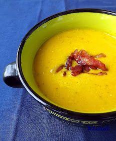 Kisildi: Vöröslencse krémleves Cheeseburger Chowder, Thai Red Curry, Food Inspiration, Soup, Cooking Recipes, Ethnic Recipes, Foods, Drinks, Food Food