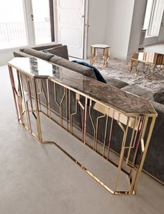 Ginza by Longhi. Console table.