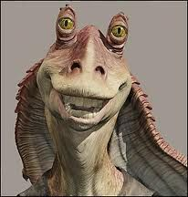 Jar-Jar Binks and everything else about episodes 1-3