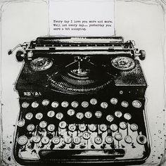 take my word for it   by fiona watson art