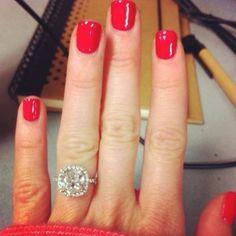 Diamond engagement ring, wedding ring, diamonds, beautiful diamond ring, wedding bling, wedding band, engagement, weddings, persian, party bravo