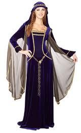 medieval clothing | One thing about renaissance clothes for women is the range of clothes ...