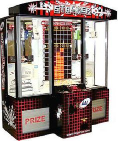 Stacker Giant / Giant Stacker Prize Redemption Game From LAI Games
