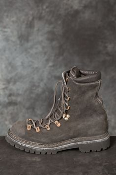 GUIDI || Mountain Boots @pnp-firenze.com
