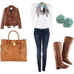 """Fall"" by christinagdyer on Polyvore"