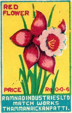 Red Flower...via Karen Paul