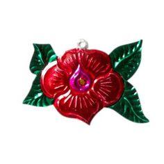 Hanger van een roos voor Mettes rozentuin/bed €3,95